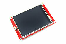 "Keyes 240x320 Touch Colour LCD Shield EB-071 2.8"" inch RGB UNO Flux Workshop"