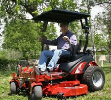 """RhinoHide Tractor / Mower Canopy sunshade fits everything with a ROPS upto 42"""" w"""