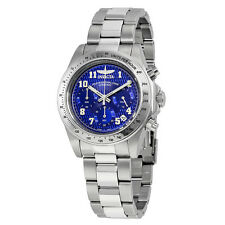 Invicta Speedway Chronograph Blue Dial Strainless Steel Mens Watch 17024