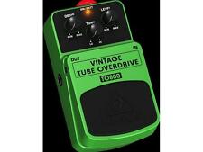 BEHRINGER TO800 Vintage Tube Overdrive EFFETTO A PEDALE PER CHITARRA ELETTRICA
