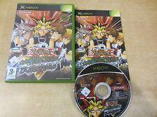 Yu-Gi-Oh: la cuna del destino (Microsoft Xbox, 2004, DVD-box)