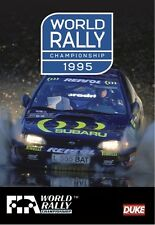 World Rally Championship - Review 1995 (New DVD) FIA WRC Sainz Kankkunenl McRae