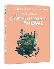 Il Castello Errante Di Howl (Limited Collector's Edition Steelbook) (Blu-Ray)