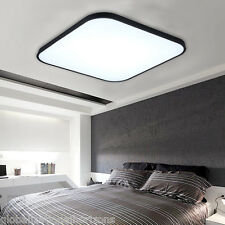 30W LED Ceiling Light Flush Mount Dimming Fixtures Lamp Kitchen Wall Living Room