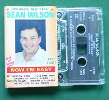 Sean Wilson Now I'm Easy inc You're My Best Friend Tape 8 Cassette Tape - TESTED
