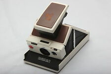 POLAROID SX-70 LAND CAMERA MODEL 2 TESTED WORKING
