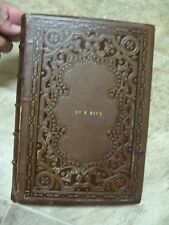 Vol.2 National Gallery 1867 Portraits of Distinguished Americans-40 Steel Engrv.