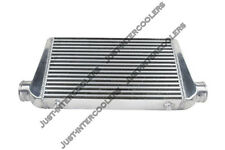 "CXRacing Universal 27x12x3 Bar & Plate 3"" Inlet & Outlet Front Mount Intercooler"