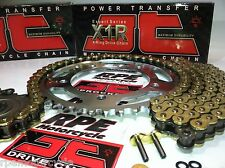 1999-2000 Honda CBR600F4 JT Gold X-Ring Quick Accel 520 Chain and Sprockets Kit