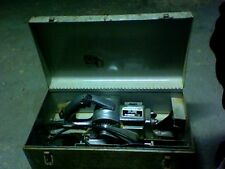 Rockwell Manufacturing Company / MODEL 653 VERSA-PLANE / steel case & wrenches