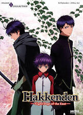 Hakkenden: Eight Dogs of the East - Season 1 Collection (DVD, 2014, 3-Disc Set)