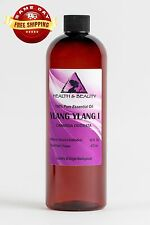 YLANG YLANG ESSENTIAL OIL ORGANIC AROMATHERAPY 100% PURE NATURAL 32 OZ