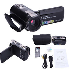 "3.0"" Full 16X Zoom HD DV Video Recorder Digital Camera Camcorder IR Night Vision"