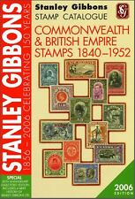 STANLEY GIBBONS STAMP CATALOGUE 2006 BRITISH COMMONWEALTH PDF ON DVD