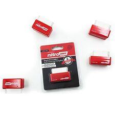Rot Nitro OBD2 Chip Tuning Remapping Box Werkzeug ECU Flasher für Diesel Cars