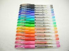 15 Colors Uni-Ball Signo UM-151 0.5mm Gel Ink Roller ball pen (Japan)