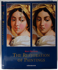 Restoration of Paintings by Knut Nicolaus wood/textile supports varnish