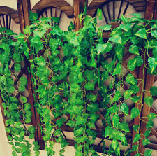 Wholesale Hot 7.5ft Artificial Ivy Leaf Garland Vine Fake Foliage Home Decor