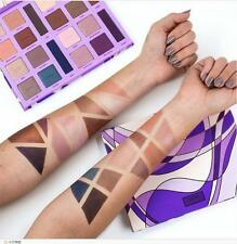 Tarte color vibes clay eyeshadow palette Pearl matte eye shadow limited-edition