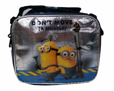 Despicable Me 2 Minion School Lunch Box For KIDS - Don't Move - Licensed Product