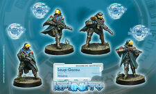 Infinity BNIB Ariadna - Loup-Garou (box Set of 4)