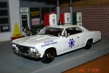 1966 Chevrolet Chevelle Arizona Police, 1:43, O Scale, Matchbox Chevy New in Box