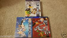 LOONEY TUNES Platinum Collection Vol 1 2 3 (8-disc Blu-ray) DIGIBOOK SLIP COVERS
