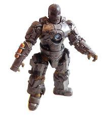 """Marvel Comics Universe 3.75"""" Figuras De Acción Iron Man Mark I película Versión Rara"""