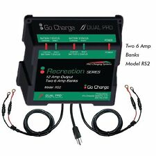 Dual Pro Chargers RS3 Recreational Series Battery Charger 18A