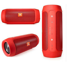 New Mini Waterproof Wireless Bluetooth Speaker For JBL Charge 2+ 2 Plus Red