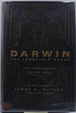 Watson, James D.  Darwin: The Indelible Stamp.  Signed, First Edition