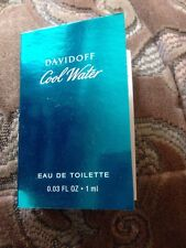 Davidoff Cool Water Eau De Toilette 1ml Sample For Men