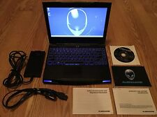 Alienware M11x R2 Laptop Intel Core i5 Geforce GT 335M 8GB RAM