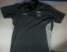 Ipswich Town Football Club™ grey Mitre polo shirt ***24w 31l 2XL*** 2008-2011