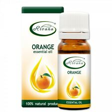 100% Natural Aceite Esencial Naranja-citrus Sinensis - 10ml Pure Oil
