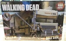 McFarlane Toys AMC The Walking Dead Dale's RV Building Set New Sealed