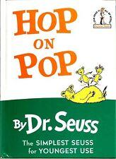 """""""Hop On Pop"""" by Dr Seuss (1991) Beginner Books"""