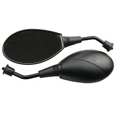 8mm BLACK MIRROR for Honda Elite 50cc scooter 1993 Scooters Moped