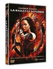 Dvd HUNGER GAMES - La Ragazza di Fuoco - (2013) -  Contenuti Speci  NUOVO