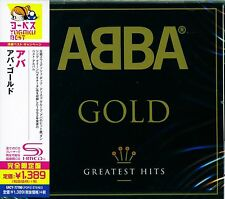 ABBA GOLD (19 TRX BEST OF) 2016 JAPAN SHM HIGH FIDELITY FORMAT CD - GIFT PERFECT