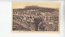 BF18910 constantine vista generale et le pont sidi rac algeria  front/back image