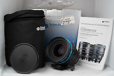 Schneider PC TS Super-Angulon 50mm f/2.8 Lens (For Canon EOS) 5d iv 5dsr 5d iii