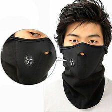 Neoprene Winter Neck Warm Face Mask Veil Sport Motorcycle Ski Bike Biker New QW