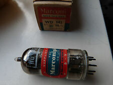 WD142  MARCONI   NEW OLD STOCK VALVE TUBE 1PC N14B