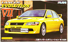 Fujimi ID-179 Mitsubishi Lancer Evolution VII GSR 1/24 Scale Kit