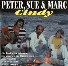 Cindy - Peter, Sue & Marc CD ( 20 Track ) 1998 Mercury Rec.