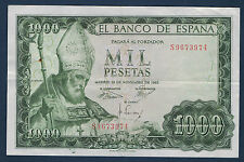 ESPAGNE - 1000 PESETAS Pick n° 151. du 19-11-1965. en SUP   S 9673974