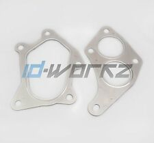 TURBO GASKET SET DOWNPIPE MANIFOLD FOR SUBARU IMPREZA TWIN SCROLL IHI VF36 VF37