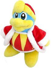 """Véritable Officiel Nintendo Sanei Kirby ALL STAR 10 """"soft plush roi dedede NWT"""