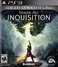 PS3 Dragon Age: Inquisition Deluxe Edition PlayStation 3 BRAND NEW (FREE SHIPP)